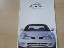 54159) Hyundai Lantra + Combi Prospekt 10/1998