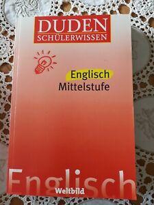 Duden Schülerwissen - Englisch - Mittelstufe Klasse 8 - 10 (Taschenbuch)