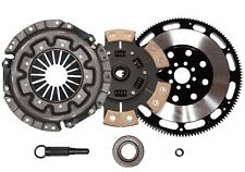 QSC Stage 3 Clutch Kit Forged Flywheel fits Nissan 300ZX Non Turbo VG30DE 90-96