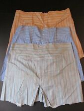 New listing 3 Vintage 40s Boxer shorts Size 44, fists size 40 deadstock