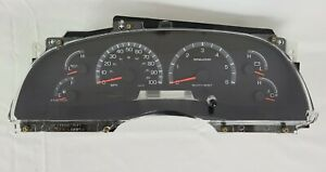 1999 - 2002 Ford Expedition Navigator Speedometer Instrument Cluster Gauges