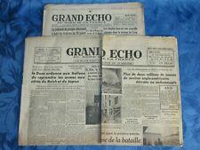 Articles de journaux datant