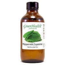 4 fl oz Peppermint Supreme (Mentha piperita) Essential Oil (100% Pure & Natural)