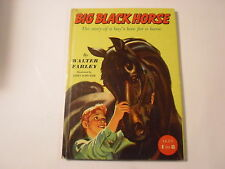 Big Black Horse, Wlter Farley, The Story of a Boy's Love for a Horse, 1953