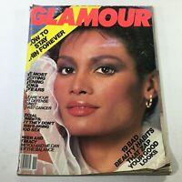 VTG Glamour Magazine: November 1982 - Gail Kendrick No Cover/Newsstand