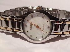 Citizen Ladies Eco Drive Silhouette Diamond Watch Em0284-51d