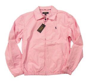 Polo Ralph Lauren Men's Lightweight Bayport Windbreaker Full Zip Jacket