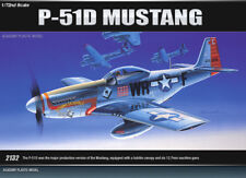 1/72 Aircraft P-51D Mustang Academy 12485 Model kit