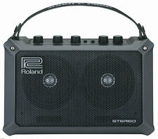 Roland Mobile Cube Battery-Powered Stereo Guitar Combo Amplifier New
