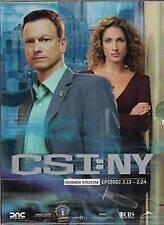 DvD CSI NY Stagione 02 - Vol.2 - (3 Dischi) (2005)  ......NUOVO