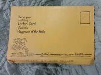 Gold Coast - Vintage Letter Postcard