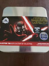 DISNEY STAR WARS RISE OF SKYWALKER LIMITED EDITION COLLECTOR TIN 3200