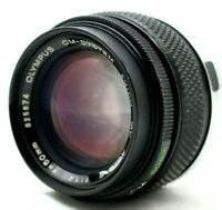 Olympus OM-System MC Auto-S 1:1.4 50mm Lens *As Is* #XX29
