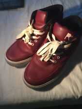 Rocawear - R+ Men's Casual High Top Leather & Suede Loafers Shoes - Size10.5