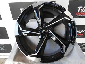Cerchi 19 Rotor SPORT Audi A3 A4 Q2 VW GOLF 5,6,7 TOURAN TIGUAN T-ROC Seat black