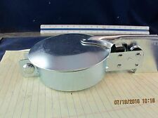 """3 ¾"""" to 4 ¼"""" Exhaust Weather Rain Cap Zinc Plated With Noise Stopper  [BB34]"""