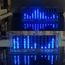 Audio Level Indicator LED Music Spectrum Analyzer MP3 PC Amplifier Indicator Kit