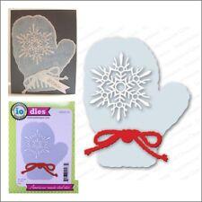 Large Snowflake Mitten metal die set Impression Obsession cutting dies DIE025-ZZ