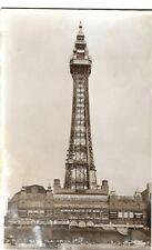 Six Vintage Blackpool Post Cards