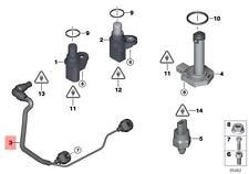 Genuine BMW E38 E39 E52 E53 E60 Knock Detonation Ping Sensor OEM 13627568421