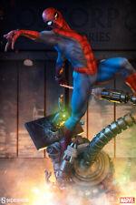 SIDESHOW Spider-Man Premium Format Figure Statue MINT NEW IN BOX!!!
