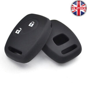 Car Remote Key Fob Cover Case Silicone Shell Protector For Honda Civic Accord