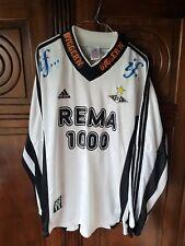 Maillot Football Adidas Club Rosenborg BK (RBK) Club Norvegien