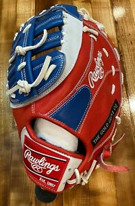 NEW Rawlings PROFM18-10 First Baseman's Mitt, still has keychain attached, LEFTY