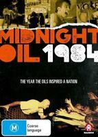 Midnight Oil 1984 [New DVD] Australia - Import, NTSC Region 0
