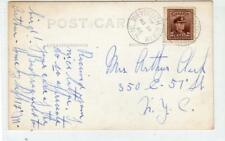 Canada picture postcard with WEYMOUTH NORTH N.S. postmark  (C34353)