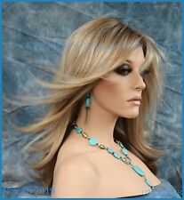 Miranda Lace Front Mono Part by Renau Wigs  COLOR MALIBU BLOND 12FS12 - 2