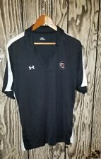 size xl south carolina gamecocks under armour polo