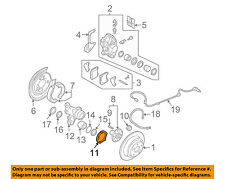 SUBARU OEM 04-07 Impreza Brake-Rear-ABS Ring 27550FE000