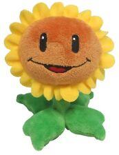 """Plants Vs. Zombies 7"""" Plush: Sunflower"""