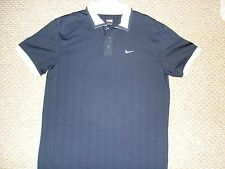 Nike Federer 2008 French Open Tennis Polo Shirt Nadal 269238-451 Large RARE
