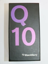 BlackBerry  Q10 - 16GB - Weiß (Ohne Simlock) Smartphone, QWERTZ