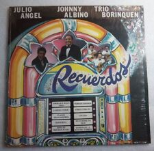 Julio Angel Trio Borinquen Johnny Albino TTH 1906 Record Vinyl LP VG++ LP#0956
