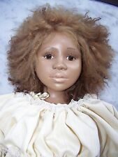 Vlasta Pat Thompson Sculpture Doll 1988 Hattie Le *Extremely Rare*