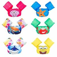 Kids Cartoon Life Jacket Safety Float Vest Puddle Jumper Swimming Pool for Baby