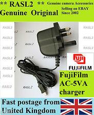 Genuine FUJIFILM Charger AC-5VA JX420, JX440 JX295, JX330, JX335, JX370 JX290