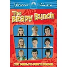 The Brady Bunch - The Complete Fourth Season 4  (DVD, 2005, 4-Disc Set) NEW