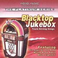 Various : Black Top Juke Box - Truck Driving Songs CD