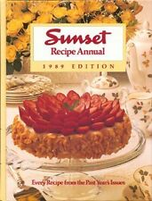 Sunset Recipes Annual 1989