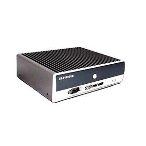 Veda Mini Computer Fanless Case [AS-N450G2W], Mini Pc, Intel Atom N450 CPU [2GB]