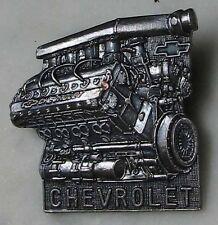 RARE ORIGINAL NOS CHEVROLET SILVER ENGINE PIN L@@K #869