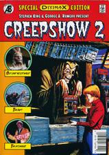 CREEPSHOW 2 DIVIMAX SPECIAL EDITION DVD | TOM SAVINI | HORROR | THRILLER