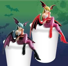 Vampire series noodle stopper figure set Morrigan Aensland FURYU JAPAN