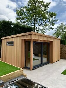 Cedar Garden Room / Cedar Garden Office / Cedar Garden Building