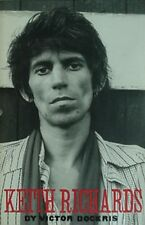 KEITH RICHARDS (ROLLING STONES) BIOGRAPHY, 1998 BOOK