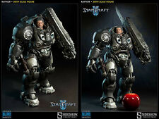 Sideshow Blizzard Starcraft II Raynor 1/6 Scale Figure MISB In Stock